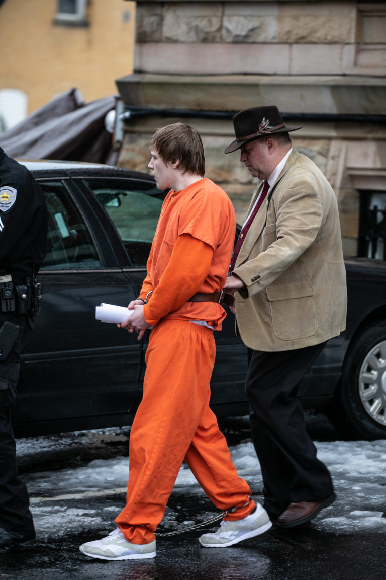 EXPLOREJEFFERSON: Judge Says 'No Satisfactory Outcome' in Sentencing Man Who Murdered Curwensville Woman to Serve 10-20 Years