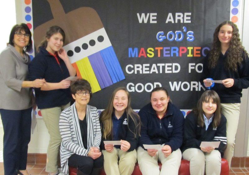 Dubois Central Catholic Prepares for National Catholic Schools Week