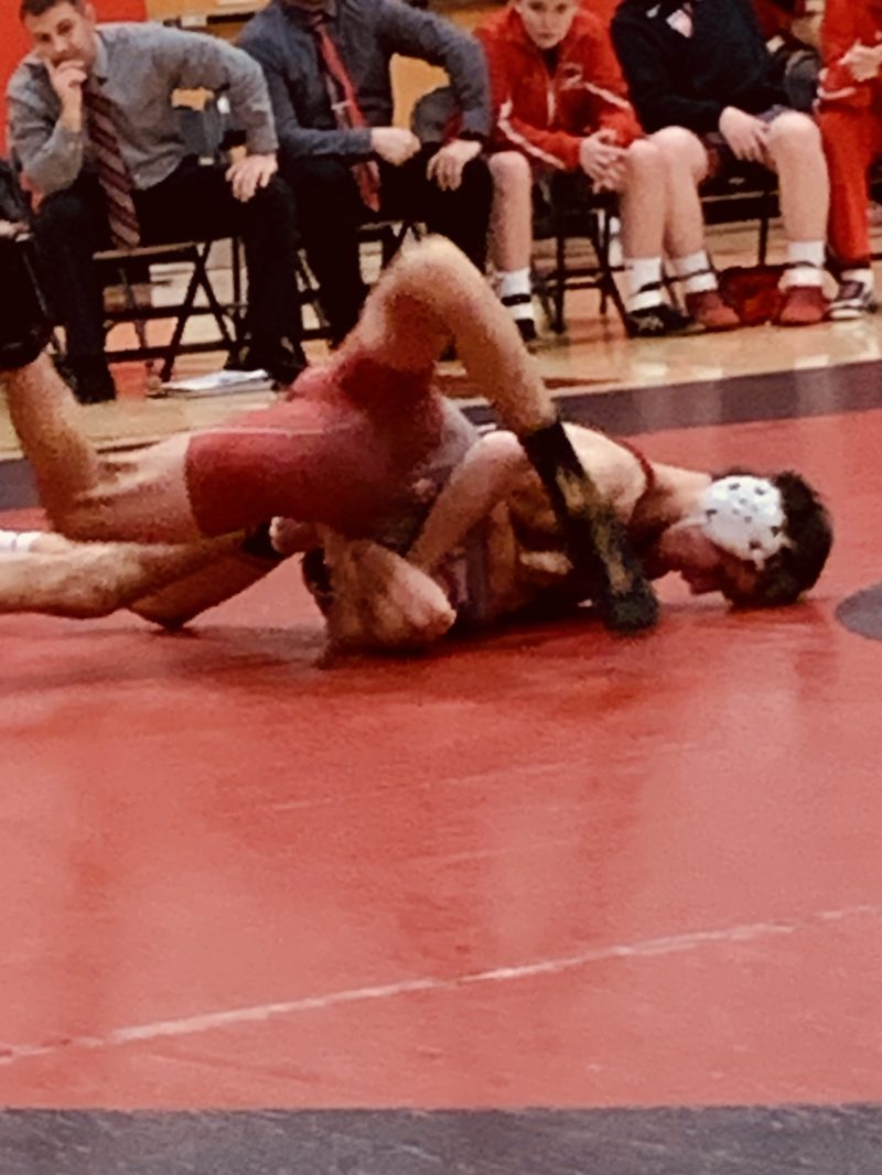Bison Wrestlers Slay The Dragons 60-12