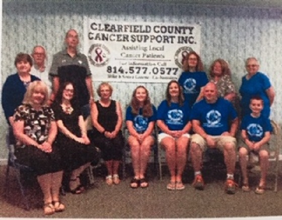 Local Charity Receives Grant from Clearfield County Charitable Foundation