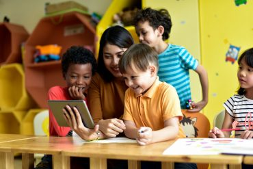 Keeping Kids on Task In School May Start at Home