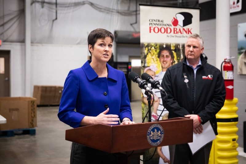 Wolf Administration Urges Pennsylvanians to Support Local Food Banks in Wake of Partial Federal Government Shutdown