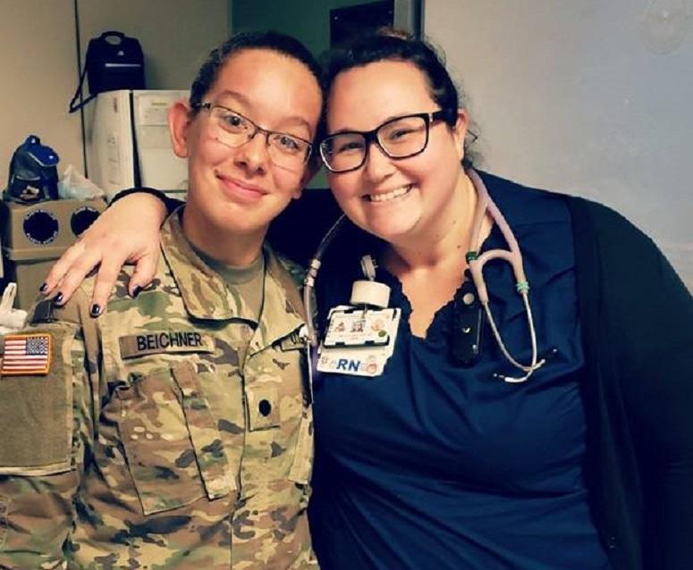 Reynoldsville Resident Named Top ROTC Nursing Student