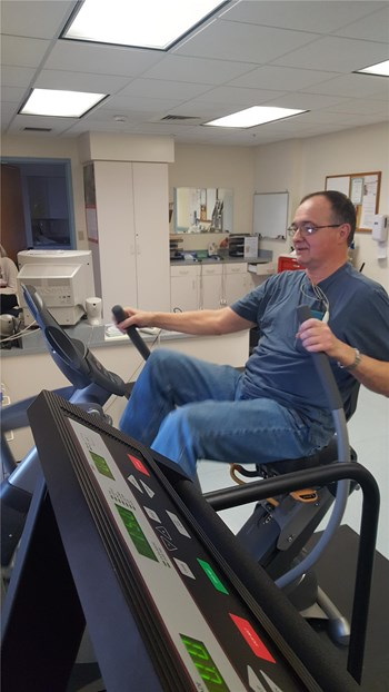 Cardiac Rehabilitation helps Clearfield Resident on the Road to Recovery