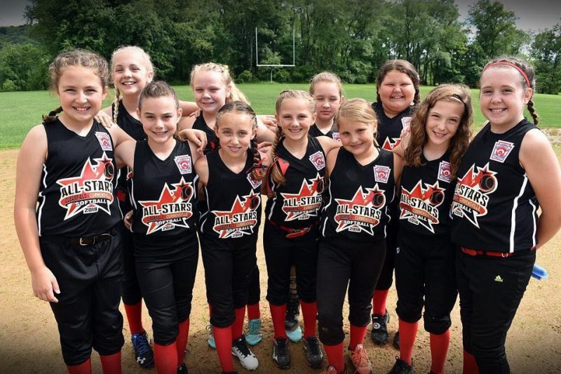 Clearfield Little League Softball Sign-ups Continue