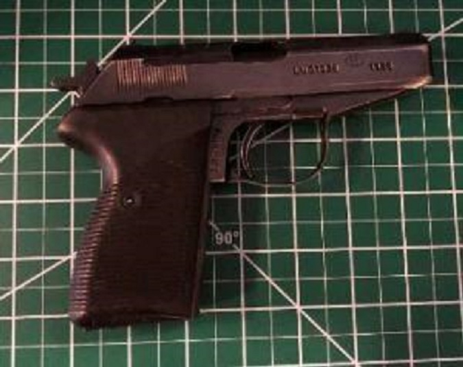 Clearfield Man Caught with Loaded Handgun in Security Checkpoint at Reagan National Airport