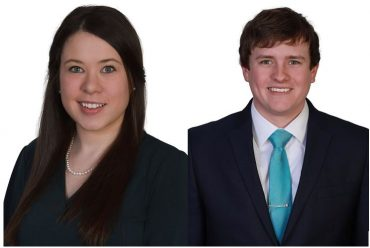 Stahlman and Thorp Graduate from CNB Bank Management Training Program