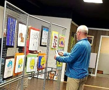 Center to Host Clearfield Area Elementary Art Show