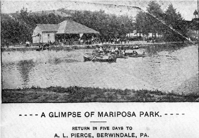 Throwback Thursday: Mariposa Park