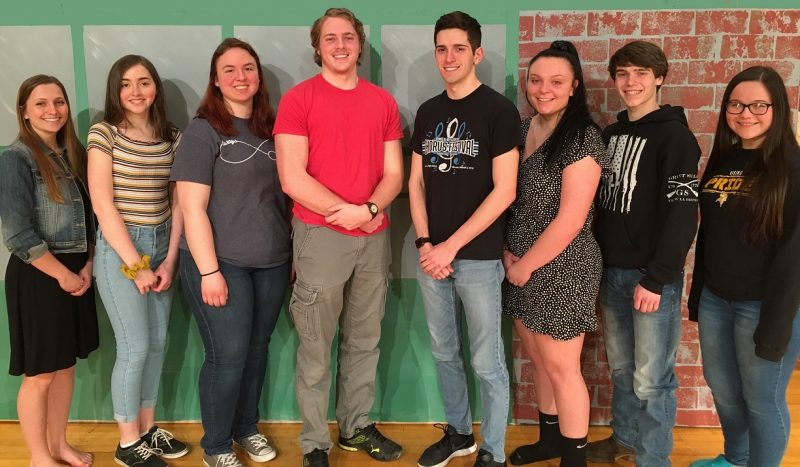 "Glendale Drama Club to Present Musical, ""Sweeney Todd"""