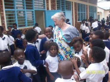 Former Clearfield Woman is Building Bridges to Rwanda; Two Events to Benefit Children in African Village