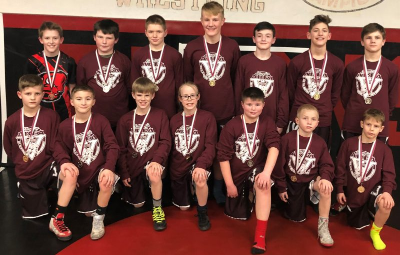Clearfield Youth Wrestling Sending 13 to PJW State Tourney