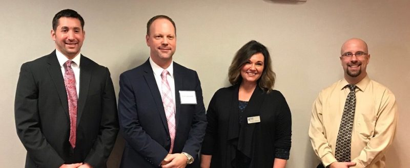 Banker's Breakfast Held in DuBois