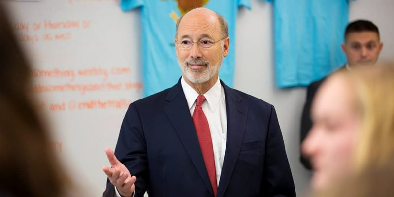Wolf Pushes Further Investments in Early Childhood Development