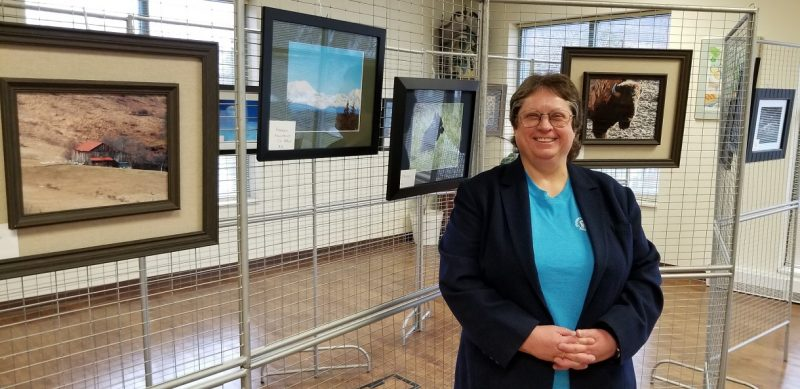 Young's Photography on Exhibit at Shaw Library