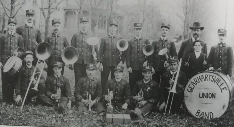 Throwback Thursday: Gearhartville Union Band