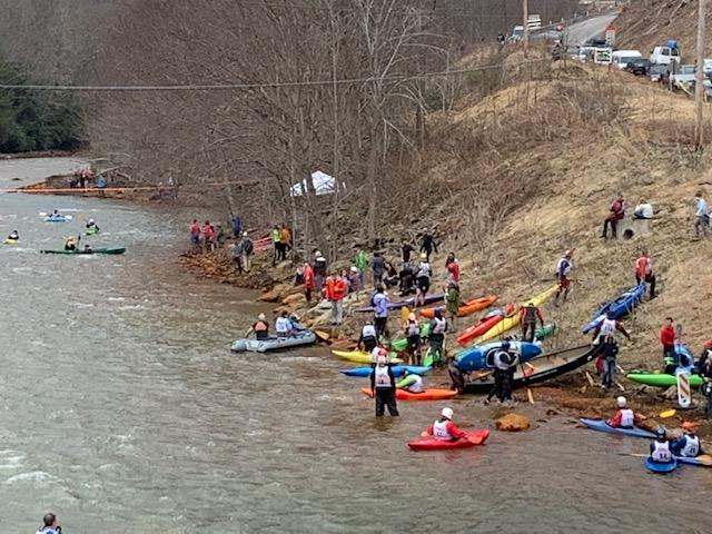Photo Slideshow:  52nd Red Moshannon Downriver Race