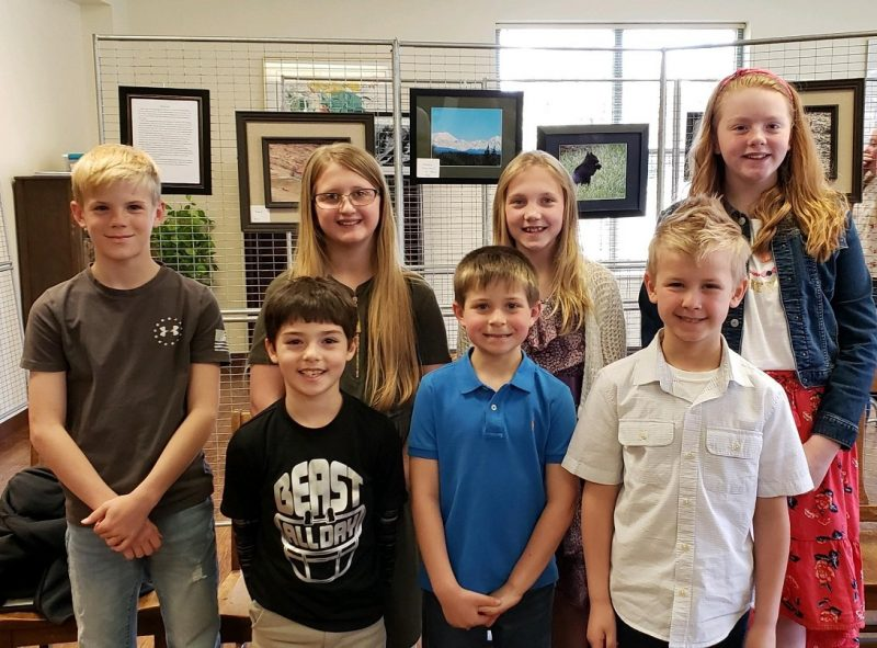St. Francis Students Receive Awards in Poetry Contest
