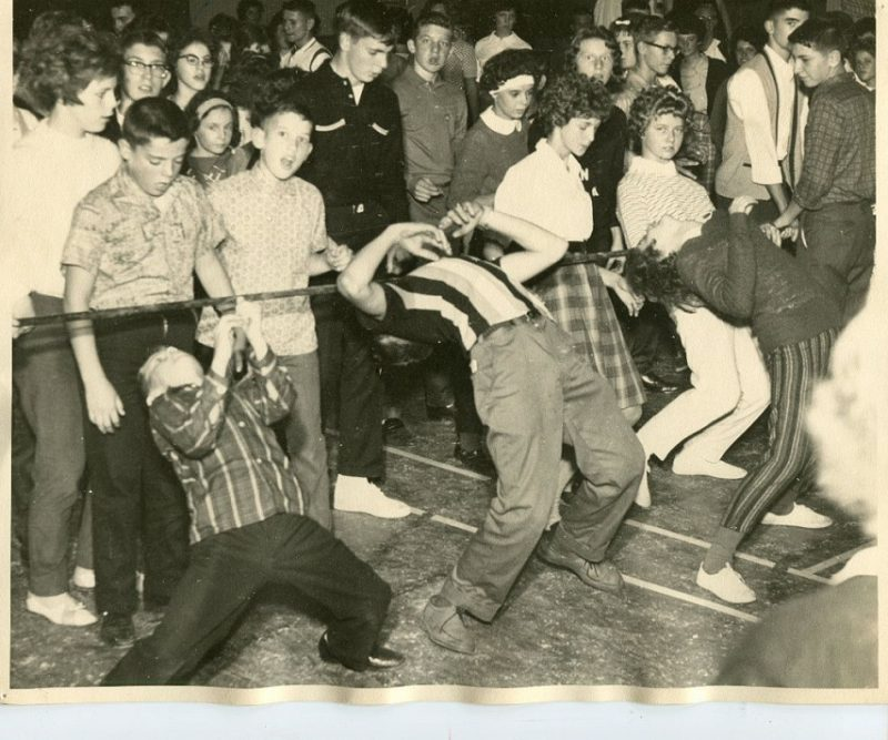 Throwback Thursday: Gettin' Down to The Limbo Rock at Clearfield YMCA