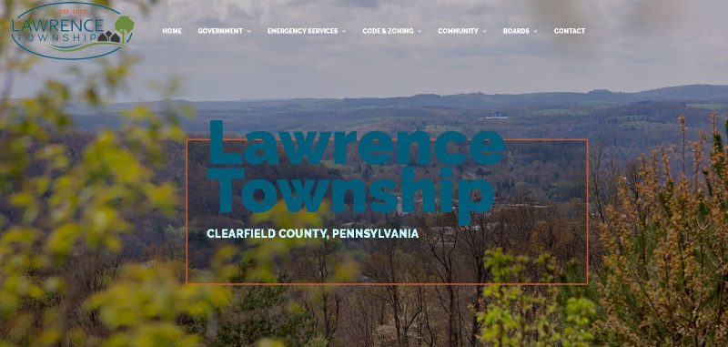 Paving, Stone Bids and New Web site Top Lawrence Twp. Meeting