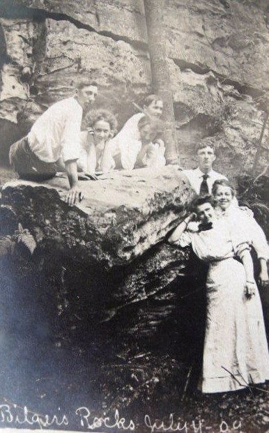 Throwback Thursday: Taking in the Magnificence of Bilger's Rocks