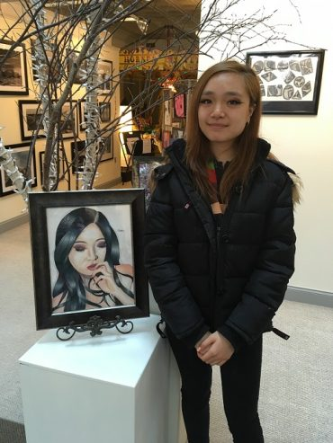 DuBois Area High School Student Takes First Place at 15th Congressional District Art Competition