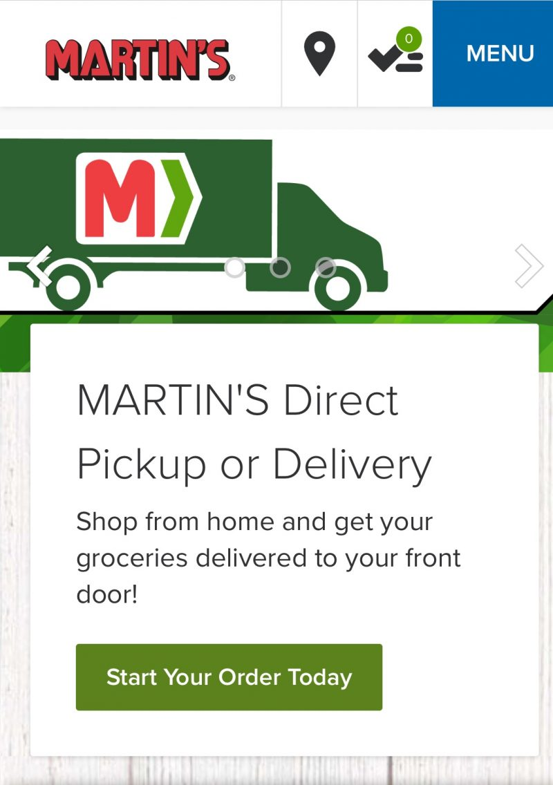 Martin's DIRECT Now Available in Clearfield County
