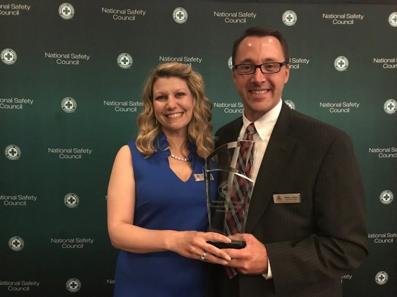 Progressive Agriculture Safety Day Selected as Recipient of the National Safety Council's Green Cross Safety Advocacy Award