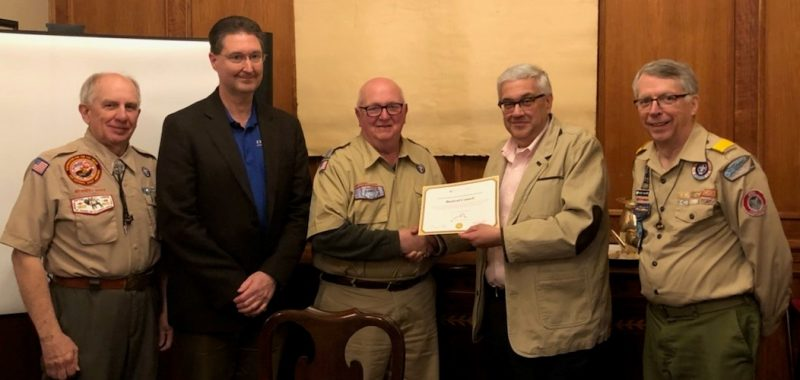 Bucktail Council Recognized with Gold Journey to Excellence Status