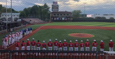 Glass, Walker Handcuff Flying Dutch, 5-1, To Send Bison Back to District 9 Class AAAA Title Game
