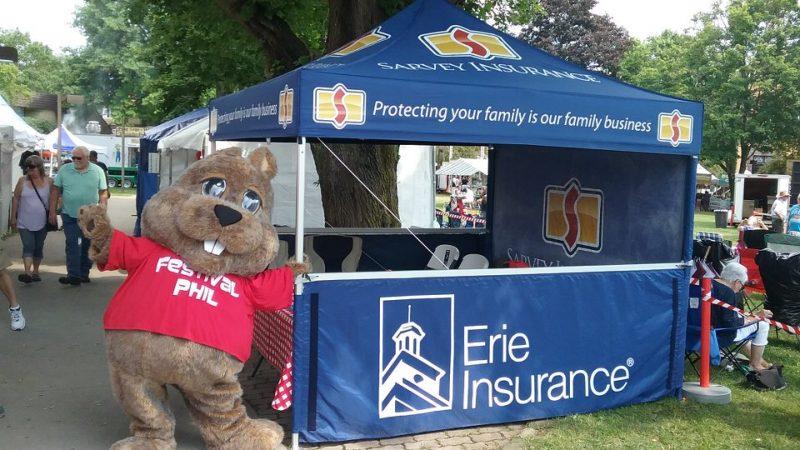 Sarvey Insurance to Participate in Punxsutawney Groundhog Festival