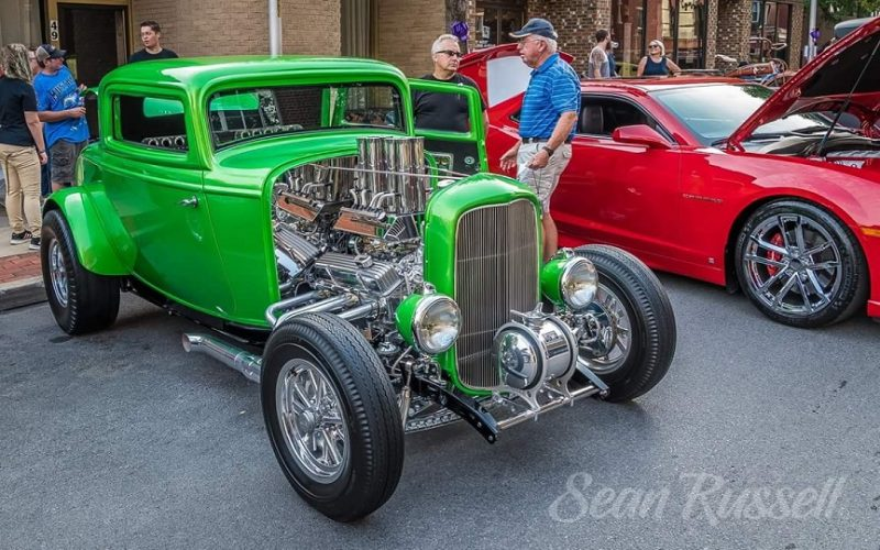 Cruise-In Event to Benefit DuBois Area School Children