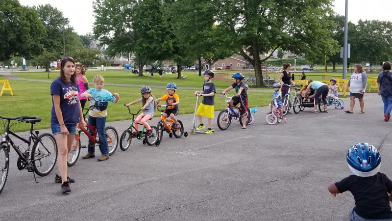 Safe Kids Clearfield County Reschedules Bicycle Rodeo in Curwensville for June 24