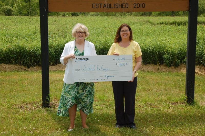 West Penn Power Supports Wildlife Center in Centre County