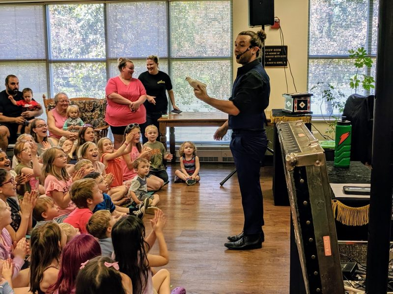 Shaw Library Kicks Off Summer Reading Program