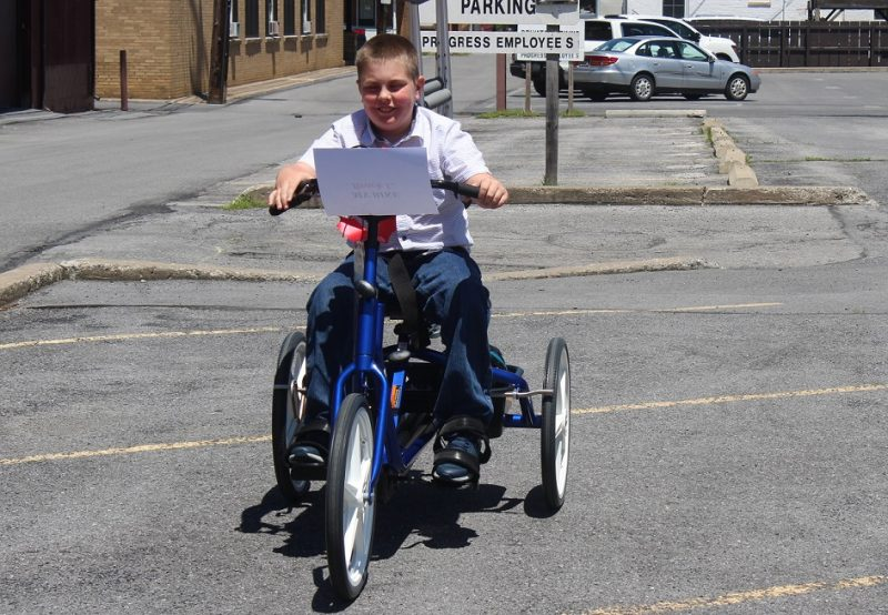 Local Kids Receive Life-Changing Adaptive Equipment