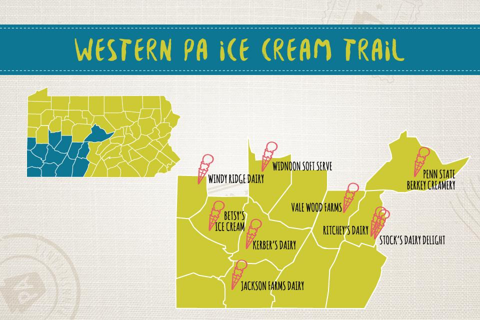 Penn State Berkey Creamery Named a Stop on State Ice Cream Trail