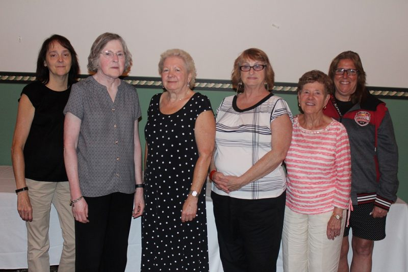 Clearfield BPW Club Installs New Officers