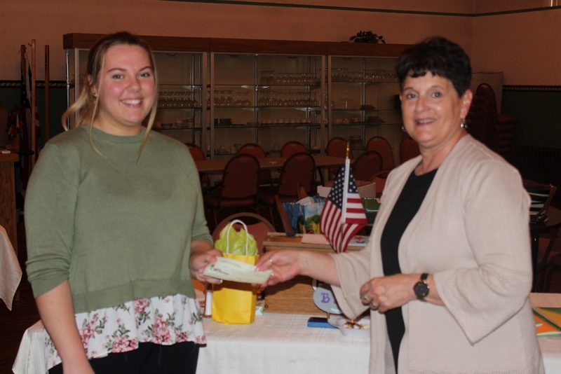 Houchins Named Clearfield BPW Scholarship Recipient
