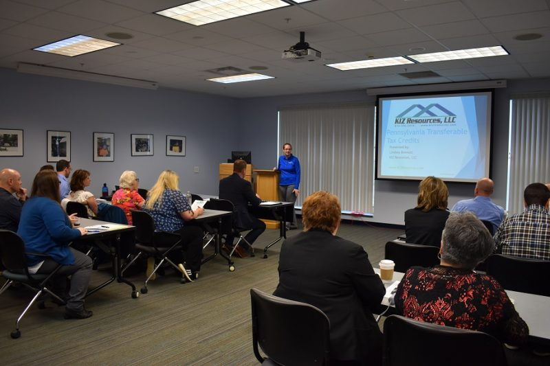 Tax Credit Seminar Attracts Regional Attention