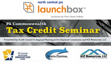 Tax credit Seminar is Slated for Business Owners, Entrepreneurs