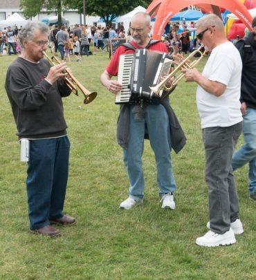 SLIDESHOW: DuBois Community Days