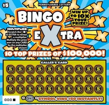 Win $100 in PA Lottery Tickets
