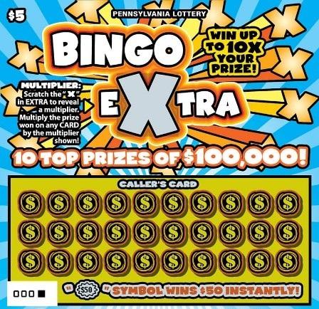 Win $100 in PA Lottery Tickets