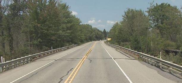 Bridge to Reopen on Route 53 near Philipsburg