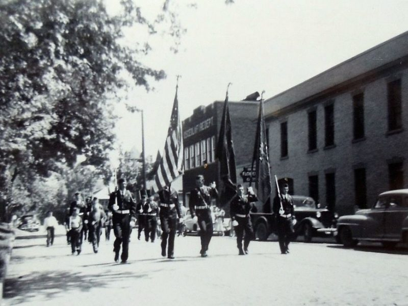Throwback Thursday: Osceola Mills' Fourth of July Parade