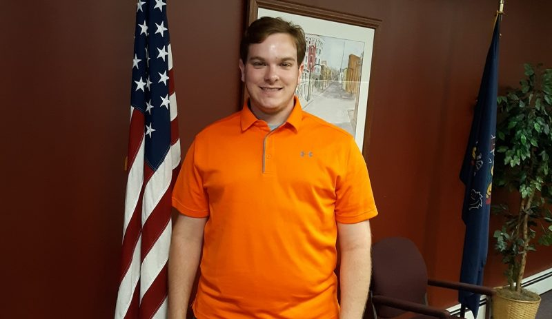 Strouse Fills Vacant Seat on Clearfield Borough Council