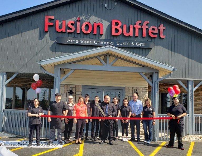 Fusion Buffet Opens in DuBois