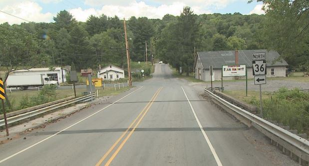 Traffic Pattern Shifting at Route 36 Bridge Replacement Project