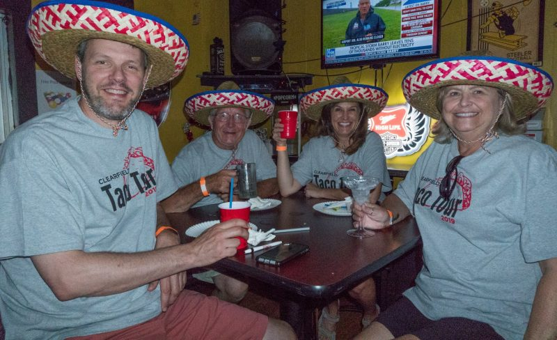 SLIDESHOW: Clearfield Taco Tour
